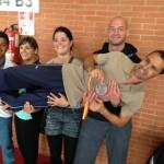 La team Malaga