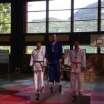 Yannick 1er en Masters -85kg
